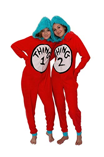 Dr. Suess Women's Thing 1 Thing 2
