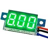 KKmoon デジタルLCD電圧計電流計 電流トランス / デュアルディスプレイ AC80-300V 0-100A【並行輸入品】