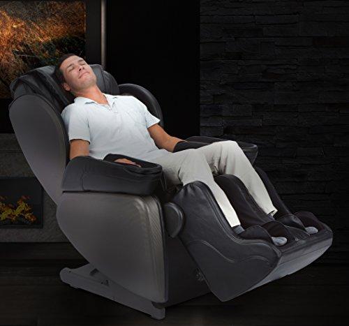Navitas Sleep Massage Chair, Onyx Color Option by Human Touch (Image #1)