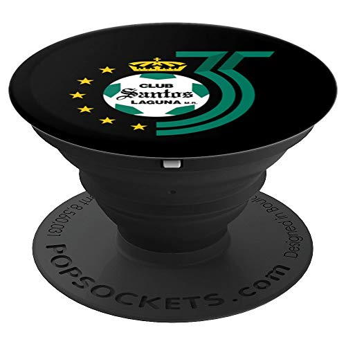 Liga Mx Santos Futbol - PopSockets Grip and Stand for Phones and Tablets (Santa Stand)