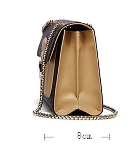 À Apricot Sac Bandoulière Party Bag Stylish Small Vintage Lady Messenger Décontracté wTxcf