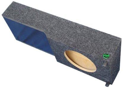 Audio Enhancers SSC75C10 Subwoofer Enclosure Box, Carpeted Finish