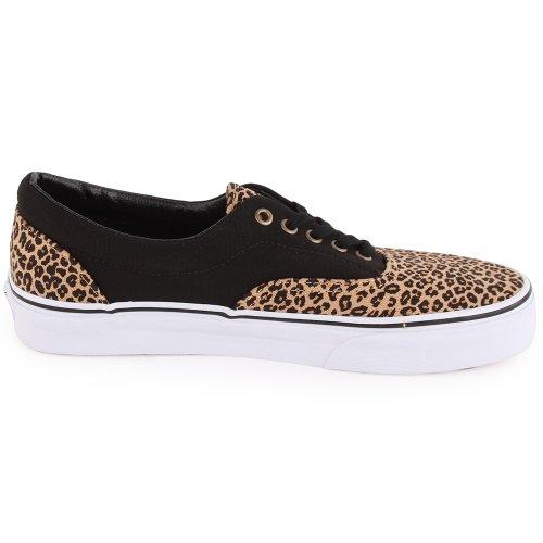 Vans Era, Unisex-Adults' Low-Top Trainers Leopard / Herringbone