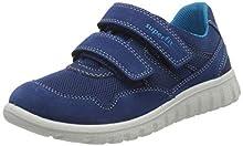 superfit SPORT7 Mini, Zapatillas para Niños, Azul Azul 81, 28 EU