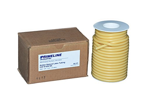 (Natural Rubber Latex Tubing - 3/16