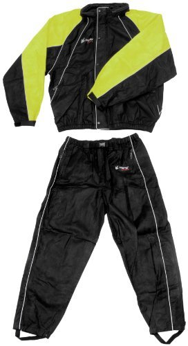 Frogg Toggs Hogg Togg Black and Lime Rain Suit, 3XL