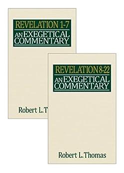 Revelation Exegetical Commentary - 2 volume set (Wycliffe Exegetical Commentary) by [Thomas, Robert L.]