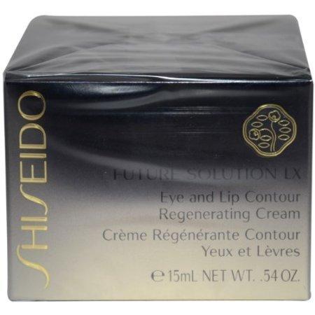 Shiseido Future Solution LX Eye and Lip Contour Regenerating Cream by Shiseido
