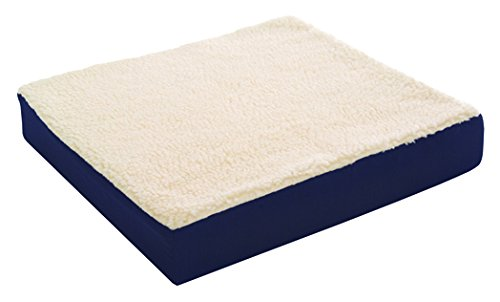 Essential Medical Supply Gel Cushion with Fleece Cover