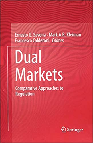 Descargar Para Utorrent Dual Markets: Comparative Approaches To Regulation Novedades PDF Gratis