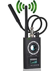 Bug Detector for Hidden Spy Camera,Anti Spy Detector,Wireless Bug Detector, Hidden Device Scanner for Bug GPS Tracker Privacy Scanner Finder