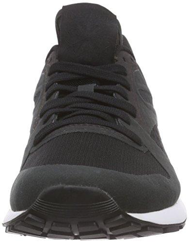 Reebok Gl 6000 Hm - Zapatillas de running Hombre Negro - Schwarz (Black/White/Carbon)