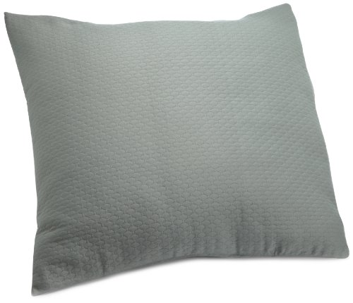 Calvin Klein Marin Tacked Pleat Pillow Aqua Buy Online In UAE Fascinating Calvin Klein Madeira Decorative Pillow