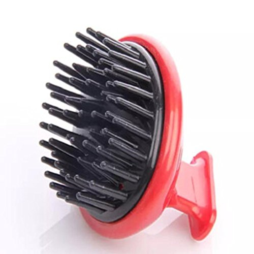 RenShiMinShop Shampoo Massage Brush Male and Female Airbag Air Claw Hair Head Meridian Brush by RenShiMinShop