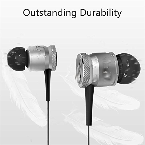 Bluetooth Headphones by Divine Music 4 U. Wearable Sports Earphones with HD Sounds & Outstanding Durability. Magnetic Sweatproof Earbuds can be worn around neck or wrist if not worn