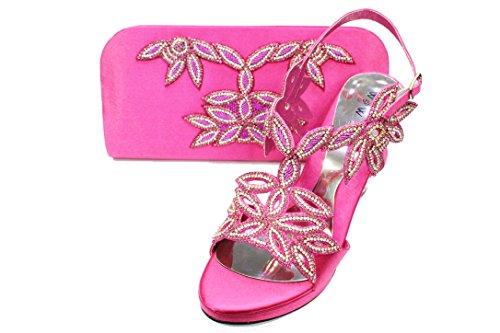 T Walk amp; Pour Sandales Wear Pink Femme UK zq8YYwH