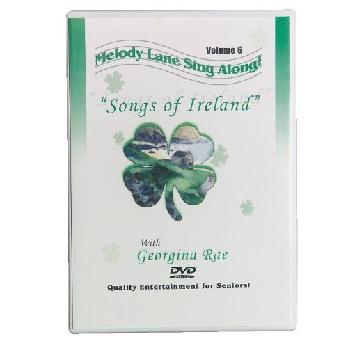 Songs of Ireland Sing-Along DVD (Newer Movies Dvd On)