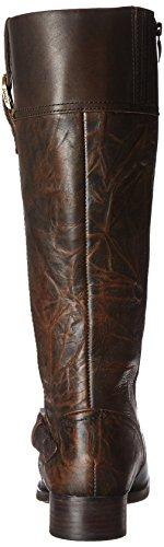 Ariat Womens York Fashion Boot Spazzolato Marrone