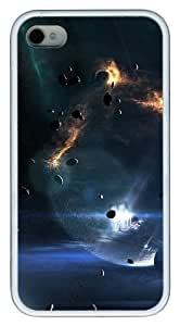 3d space pc White Case for iphone 5c