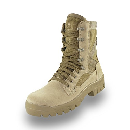 Garmont T8 Bifida Tactical Boot - Khaki, 10 M US