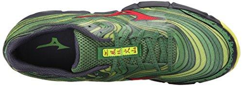 Running Mint Kazan Trail Men's Wave Chinese Mizuno Red xwq1BCC