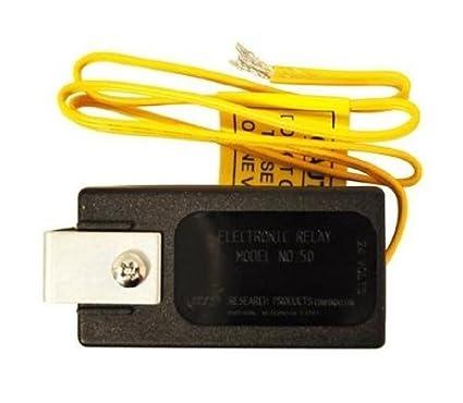 amazon com aprilaire 50 sensing relay 24 volt home kitchen rh amazon com electronic relay model no 50 Power Relay