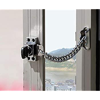 Zeltauto Casement Window Chain Latch Child Safety Window