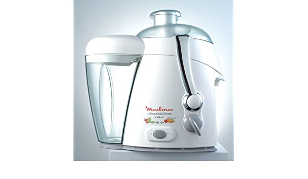Moulinex bka341 frutti Pro Plus Licuadora Color Blanco: Amazon.es ...