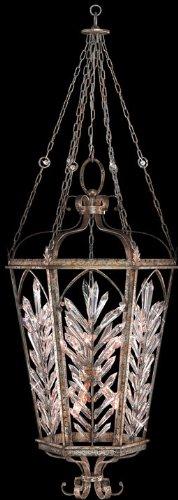 - Fine Art Lamps 301140ST 10-Light Winter Palace Foyer Lighting Fixture, 75