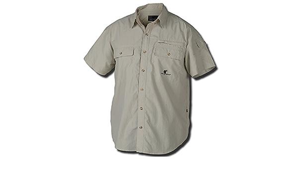 Wolf Camper Coyote Verano Camisa Camiseta
