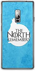 OnePlus Two Transparent Edge Case Game Of Thrones North Remembers