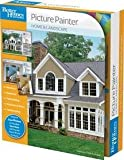 Software : Chief Architect Better Homes Gardens Picture Painter Home Landscape Windows DVD