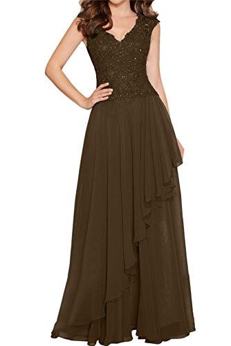 A Donna Topkleider Linea Cioccolato Vestito Ad xqx7w4n