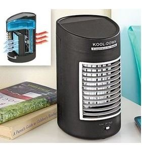Battery Powered Portable Air Conditioner - 2