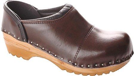 Troentorp Bastad Zuecos Zapatos De Mujer Pablo Slip-on Cola