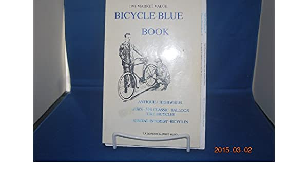 Bicycle Blue Book Value >> Bicycle Blue Book Antique Highwheel 1930 S 50 S Classic