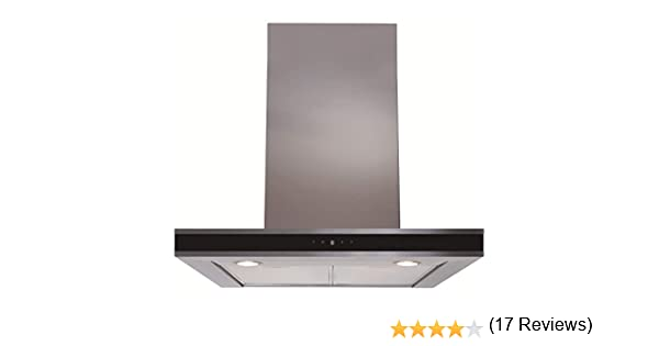 Campana extractora CDA EVP lineal 60 cm metalizado: Amazon.es: Grandes electrodomésticos