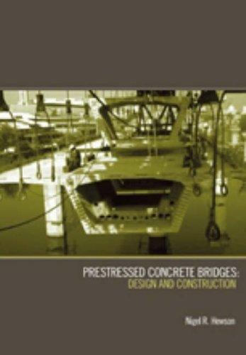 Prestressed Concrete Bridges: Design and Construction