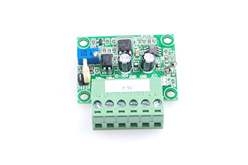 KNACRO PWM To 0-5V Conversion Module Digital to Analog Module PLC Industrial Interface Conversion Module