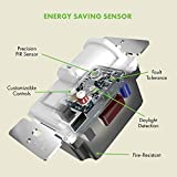 TOPGREENER TSOS5-W in Wall PIR Motion Sensor Light