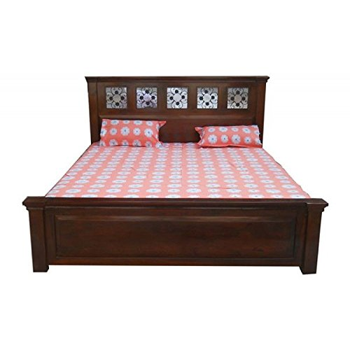 Induscraft Pancham King Size Bed
