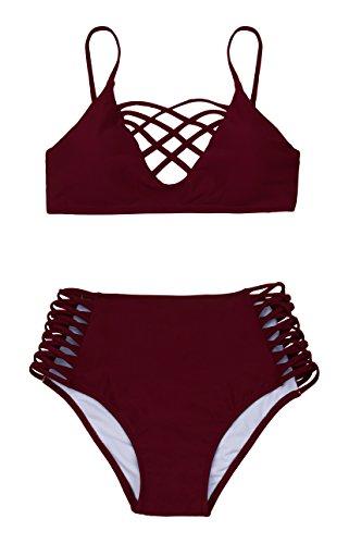 Swimwear For Women Red Bikini Sexy - Female Swimwear