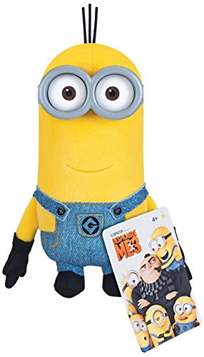 Despicable Me Plush Buddy Minion Tim Toy Figure