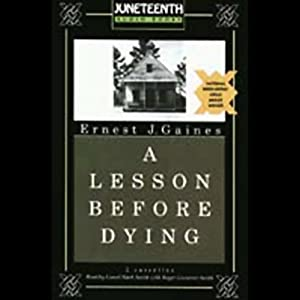 A Lesson Before Dying Hörbuch