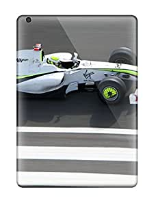Tpu Shockproof/dirt-proof Formula 1 Grand Prix Cover Case For Ipad(air)