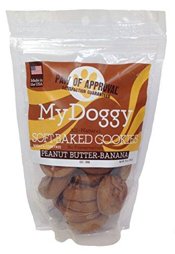 Cheap My Doggy Soft-Baked Cookies Dog Treats – 10 Ounces (Peanut Butter-Banana)