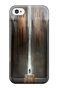 3908597K73702495 Durable Defender Case For Iphone 4/4s Tpu Cover(dragon Age)