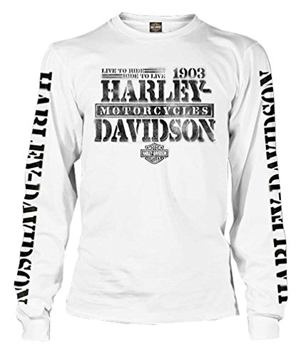 Harley Davidson Distressed Freedom Fighter Sleeve