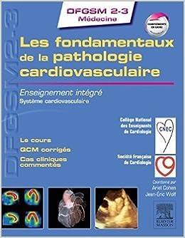 Téléchargement de google books Les fondamentaux de la pathologie cardio-vasculaire: Enseignement intégré - Système cardio-vasculaire de Collège National des enseignants de cardiologie ,Société Française de Cardiologie ( 17 septembre 2014 ) RTF