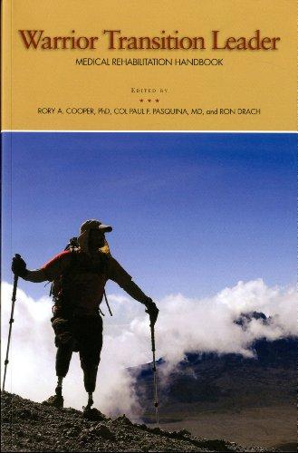 Warrior Transition Leader: Medical Rehabilitation Handbook